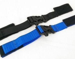 TVCHSBLK- adjustable chest strap