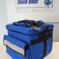 Carry bag for Orica Logger II units