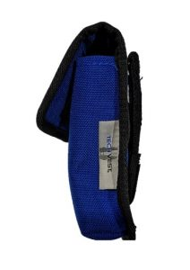 Side view of Tech Vest notebook pouch